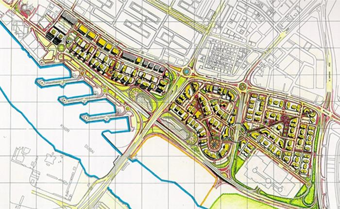 Master Urban Planning Project